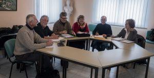 Conseil d'administration Capella Bertrandi