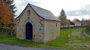 Capella Bertrandi - La Chapelle Bertrand