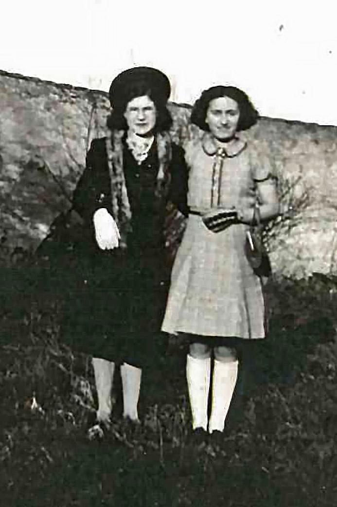 Kermesse pour les prisonniers 1944 - La Chapelle Bertrand