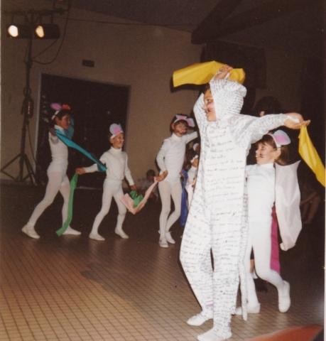 Theatre La Chapelle Bertrand - Capella Bertrandi