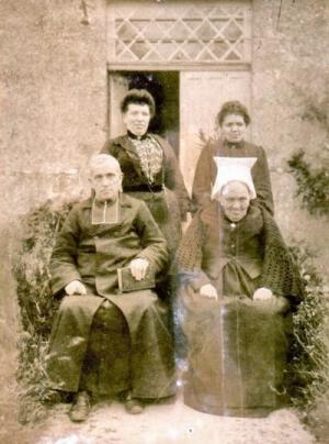 Caniot, curé de la Chapelle