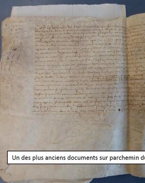 Le Chartrier de La Chapelle-Bertrand