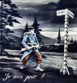 Des Bertrandais morts pour la France pendant la Première Guerre mondiale