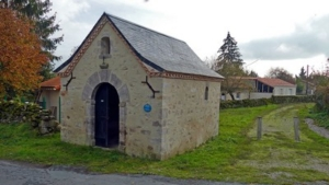 La chapelle de la Miolière