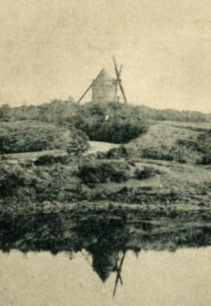 Les moulins de la Chapelle Bertrand
