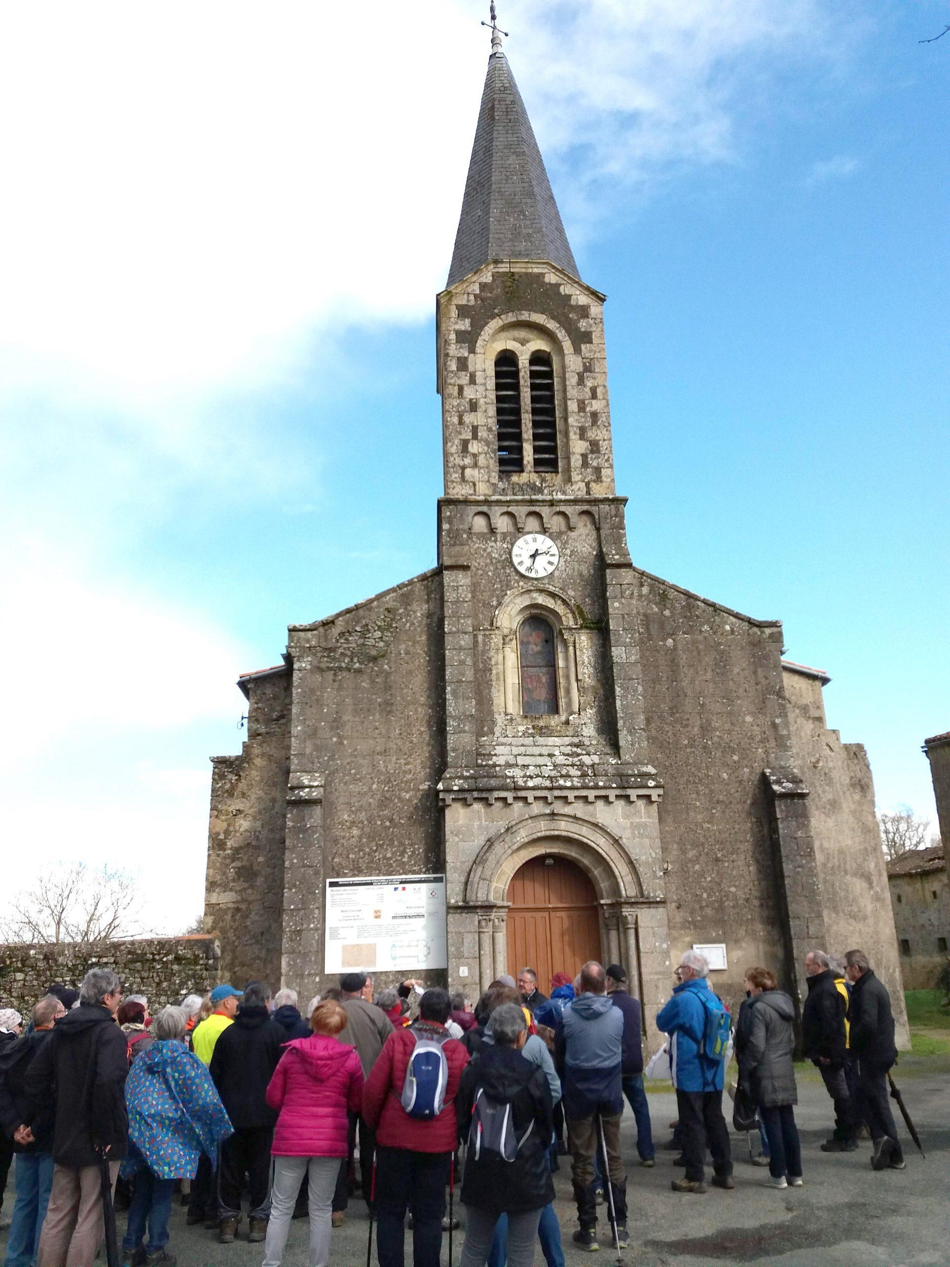 La Chapelle Bertrand - Pompaire