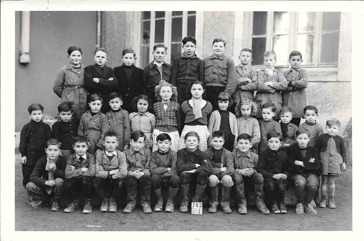 1950 - Garçons