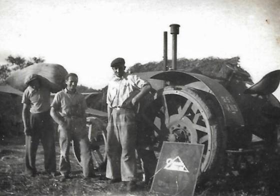 Les travaux agricoles