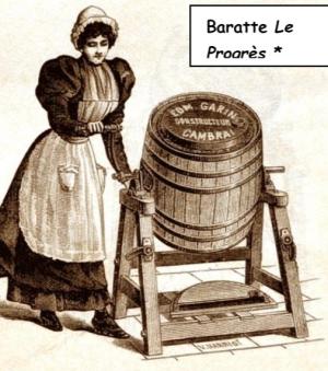 La laiterie de La Chapelle Bertrand
