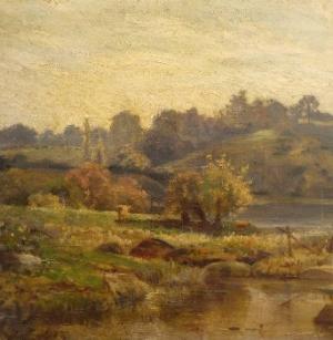 Les peintres et la Chapelle – Bertrand